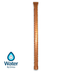 Water By Omica Natural Copper & Shungite Vortex Vibrational Vitalizer Wand High Frequency