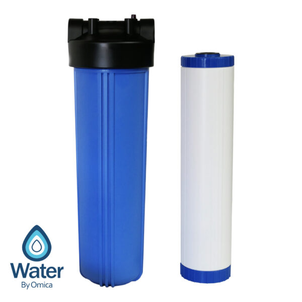 Water By Omica Anti-Scale Water Filter - Descaler