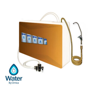 Water by Omica 12 Stage Countertop Reverse Osmosis RO Water Filter Activation System Updated